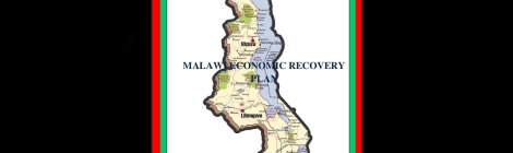 Front Cover of Economic Recovery Plan (Government of Malawi)