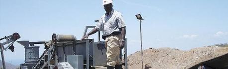 Lincoln Bailey, co-investor, Mchenga Coal Mine
