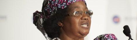 Joyce Banda (Credit: Christine Butler)