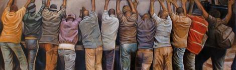 Protest by Curtis James