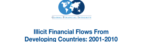 Illicit Financial Flows GFI