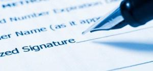 Signature Land Lord Law Blog
