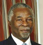 Thabo Mbeki (Former President of South Africa, 1999-2008)
