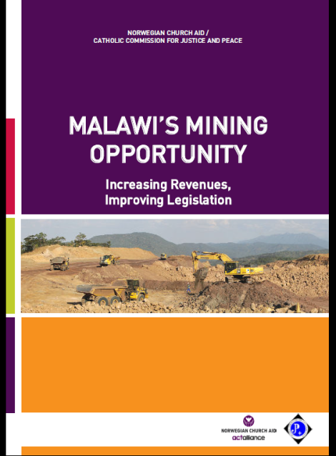 Malawi's Mining Opportunity: Increasing Revenues, Improving Legislation