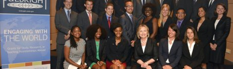 Fulbright-Clinton Fellow