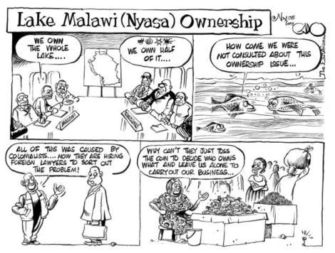 Lake Malawi Ownership - Godfrey Mwampembwa (Courtesy of IQ4News)