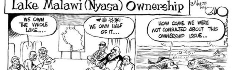 Lake Malawi (Nyasa) Ownership