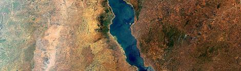 Lake Malawi/Nyasa (Courtesy of Circle of Blue)