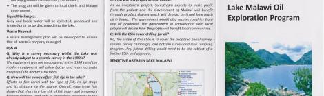 Surestream Petroleum ESIA Handouts (January 2014) (1)