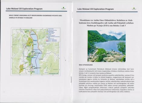 Surestream Petroleum ESIA Handouts (January 2014) (3)
