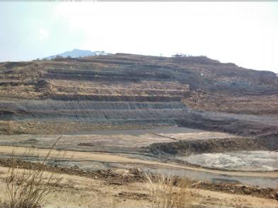 Kayelekera Uranium Open Pit