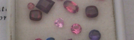 Mzimba Gemstone Mining Cooperative Society Ltd. cut and polished stones