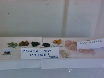 Malawi Women in Mining (MAWIMA) gemstones