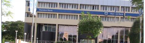 Standard Bank, Lilongwe (Image taken from January 2015 Mining Review)
