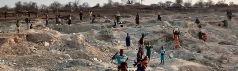 Limestone producers in southern Malawi (Gilbert 2015)