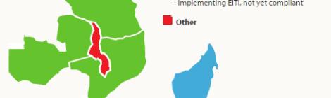 Malawi's neighbours, Mozambique, Tanzania and Zambia are already EITI Compliant.