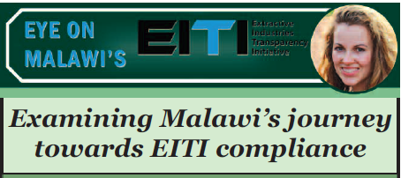 Eye on Malaw's EITI Rachel Etter