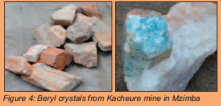 2015-05 Mining Review Technical File Grain Malunga Kacheure beryl crystals Mzimba