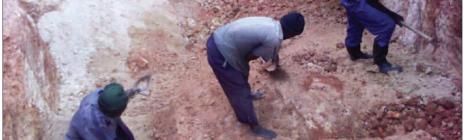 2015-07 Mining Review Gemstone Miners in Mzimba, Malawi