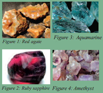 2015-07 Mining Review Technical File Grain Malunga Aqua, Amethyst, Agate, Ruby Sapphire