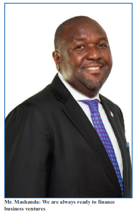 2015-08 Mining Review Standard Bank Mr Mashanda