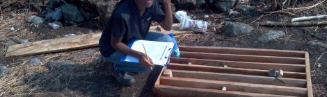 Josephine Muruwesi, Geologist and Managing Director of Akatswiri Mineral Resources