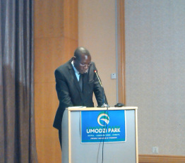 Charles Kaphwiyo, Director of Mines (retired)