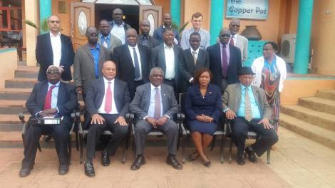 Chamber of Mines and Energy Malawi (photo courtesy of Hellen Chabunya)