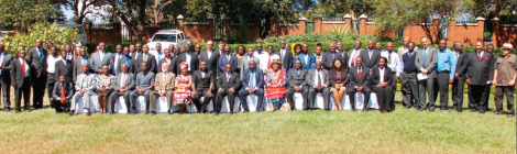 Malawi Mines and Minerals Bill Stakeholders Consultation Workshop (Lilongwe, 2015)