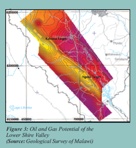 201707 Malawi Mining & Trade Review Oil and gas potential of the Lower Shire Valley Grain Malunga