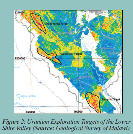 201707 Malawi Mining & Trade Review Uranium Exploration Targets of Lower Shire Valley Grain Malunga