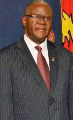 Hon Aggrey Masi MP