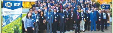 201802 Malawi Mining & Trade Review IGF Participants