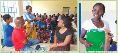 201804 Malawi Mining & Trade Review Paladin Kayelekera CSR Clinic