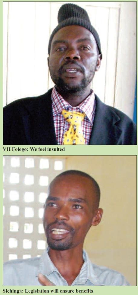 201804 Malawi Mining & Trade Review Paladin Kayelekera VH Fologo Sichinga