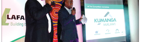 201805 Malawi Mining & Trade Review Lafarge Hilary Mkulichi Chimwemwe Khonje
