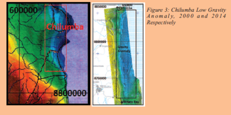 201708 Malawi Mining & Trade Review Grain Malunga Chilumba low gravity anomaly 2000 and 2014 respectively